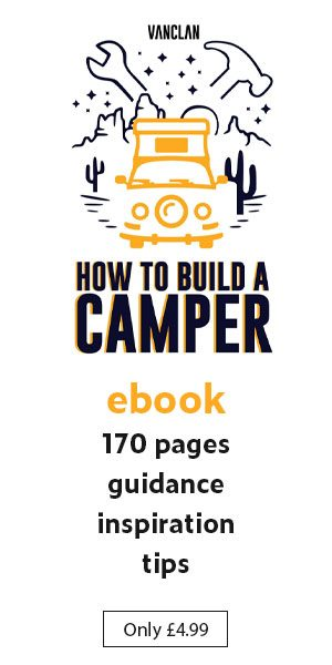 How to build a camper ebook