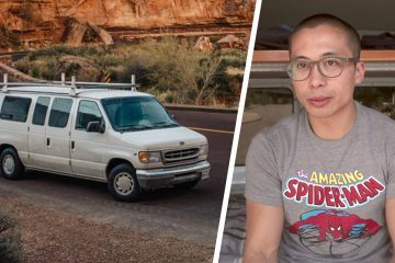 stealth camper van
