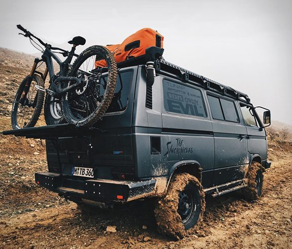 This Is The Ultimate Vw T3 Adventure Camper