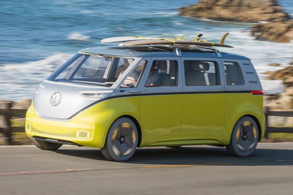 VW I.D Buzz - The future of VW?