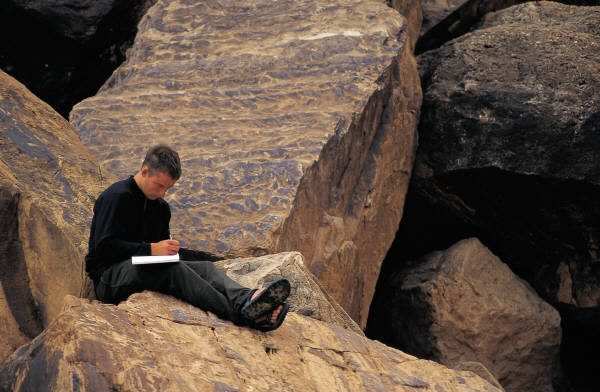 Mountain Writing - Work and Travel