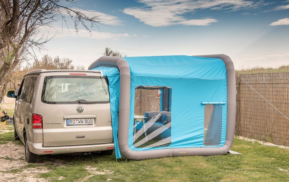 beec9a7fc5 ... and the same goes with some awkward campervan gazebo s out there. But  it s now 2017 and something much more hi-tech has came along and thats an  ...