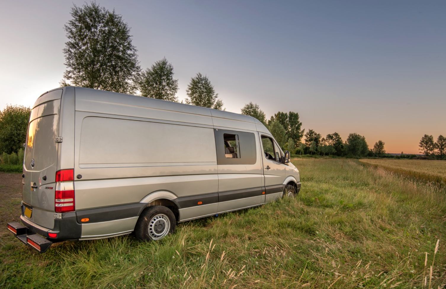 Mercedes Sprinter Conversions - Homely Exterior
