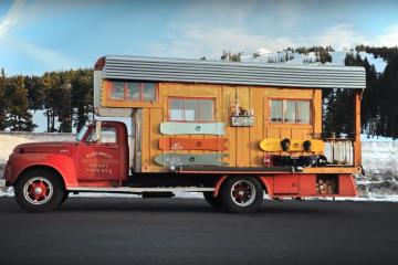 Fire Truck Conversion