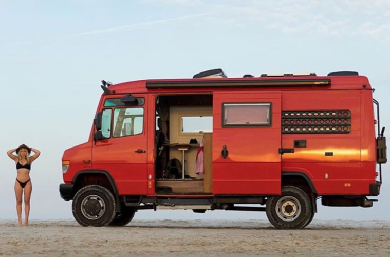 How To Live In A Off Grid Camper