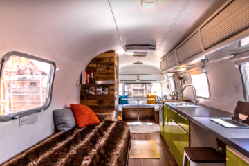 Airstream Conversion - Cover Image