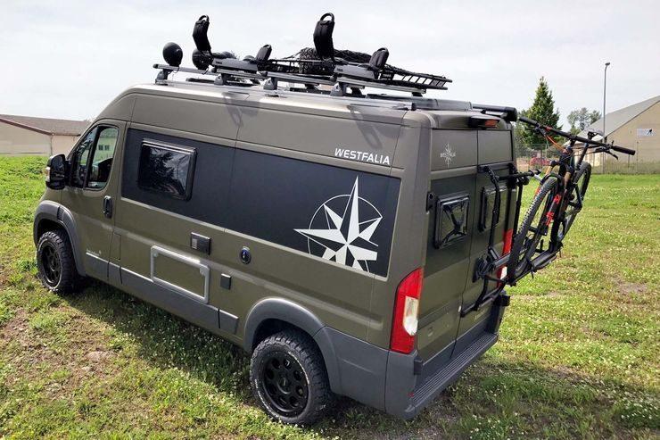 Westfalia S Amundsen 540d Off Road Camper Combines Luxury