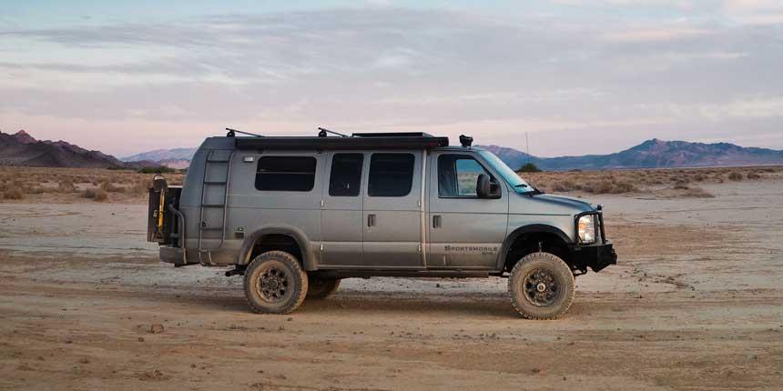 Take A Peak Inside These Sportsmobile Custom Campers