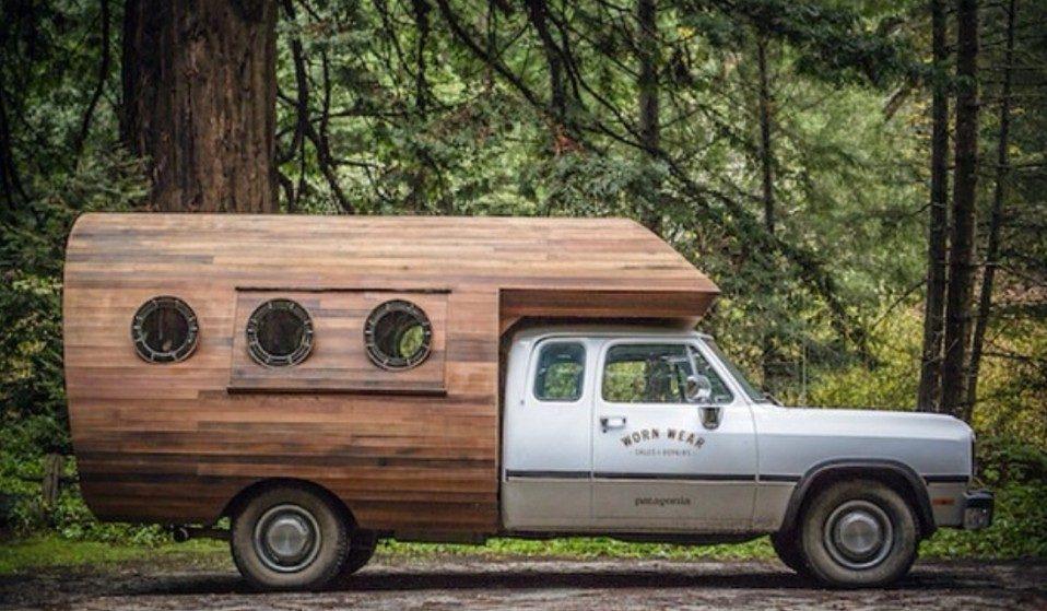 Truck Campers - The Future Of Self Build Camper Vans?