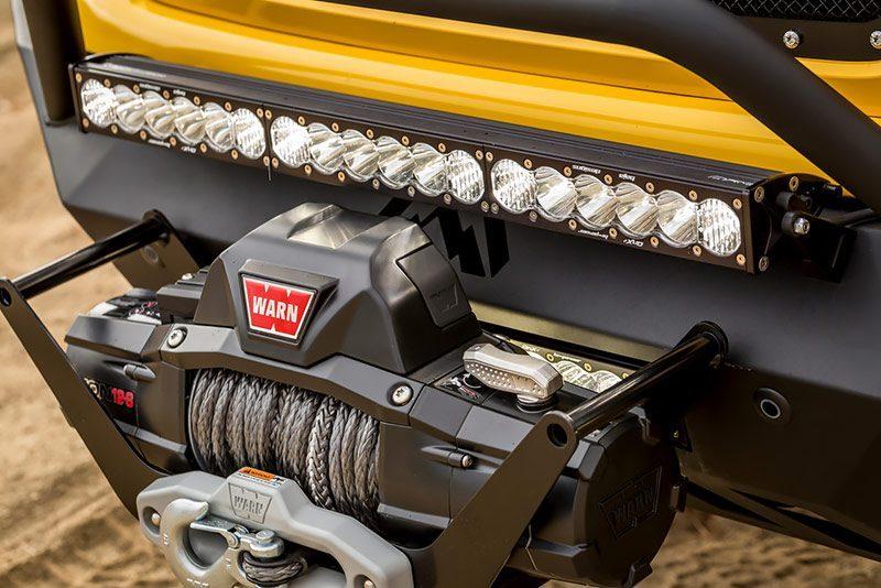 Overland Nissan Titan XD - Tow bar