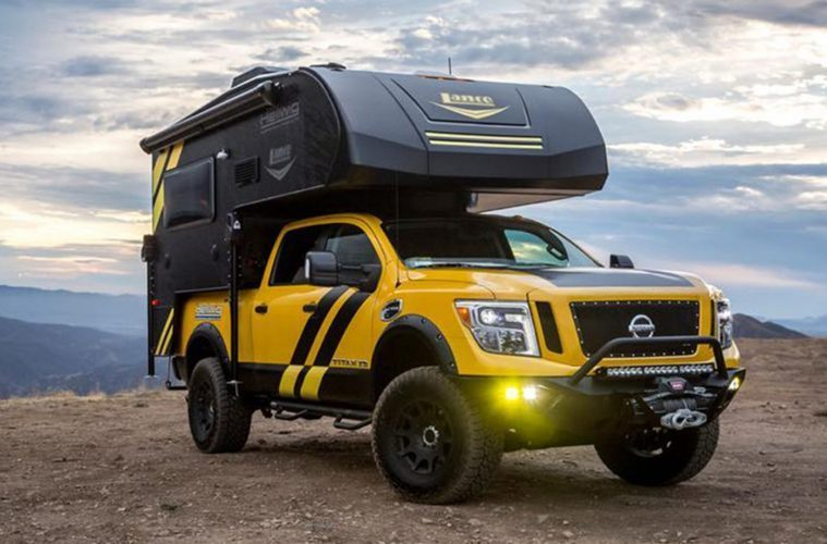 off road trucks - Nissan Titan