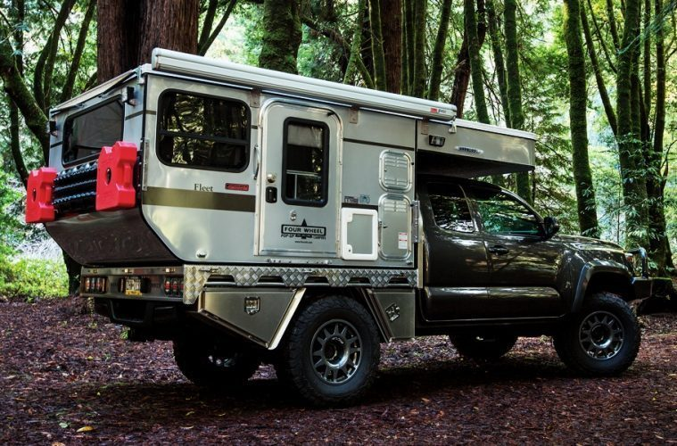 10 Best Truck Campers For Off Road Exploration