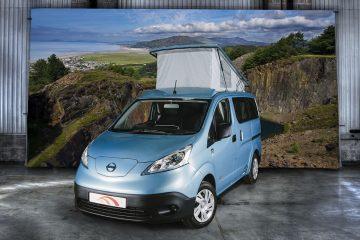 Dalbury E Electric Camper Van