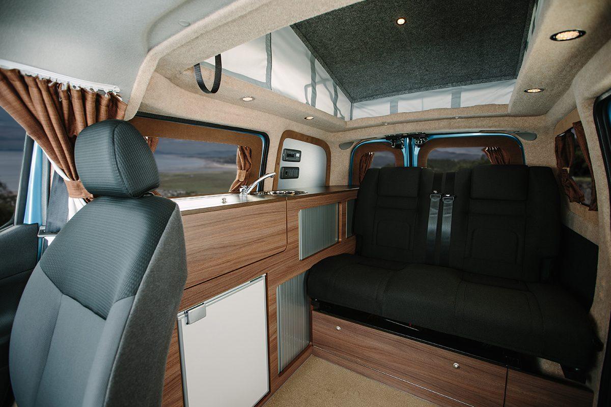 Best motorhomes - Dalbury interior