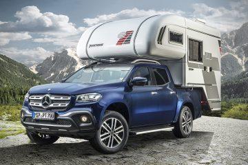 Mercedes-Benz X Class Camper Pickup
