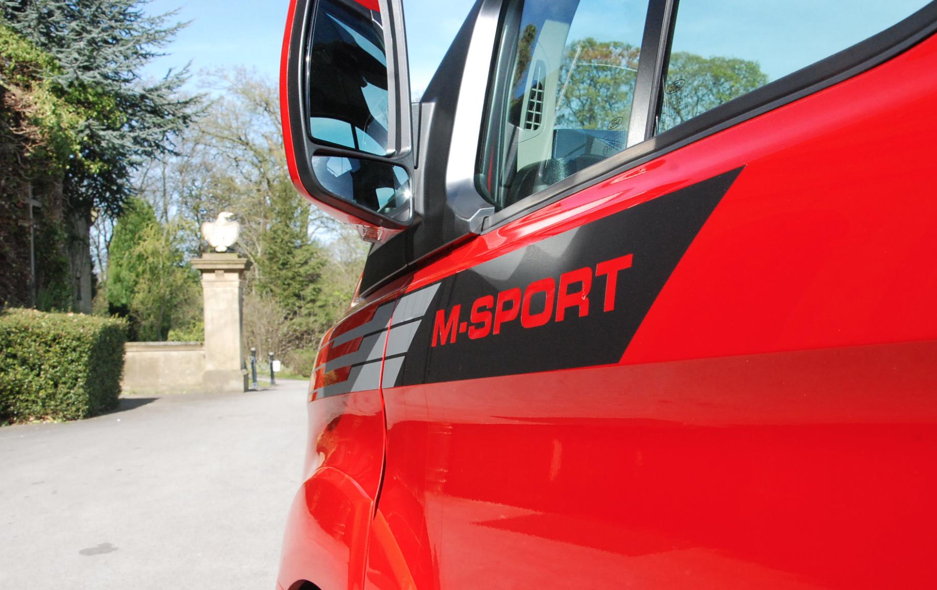 Ford Terrier M Sport - Mirror