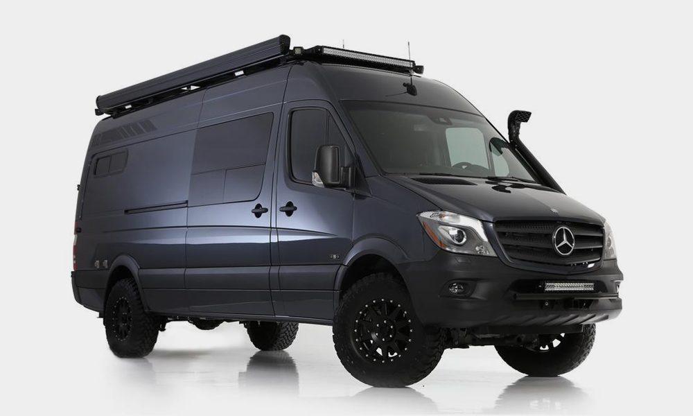 Mercedes Benz Sawtooth - Exhaust