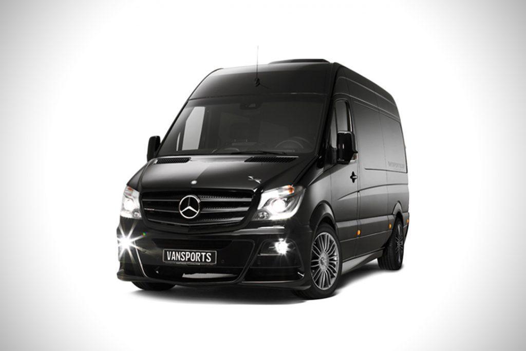 Mercedes Sprinter Vansports Camper - Front
