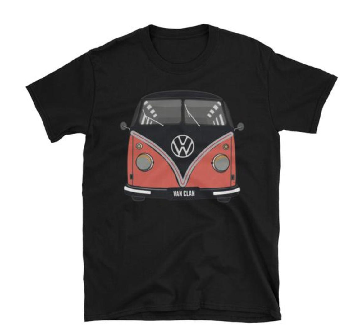 Van Clan VW Tee - Vanlife Tees