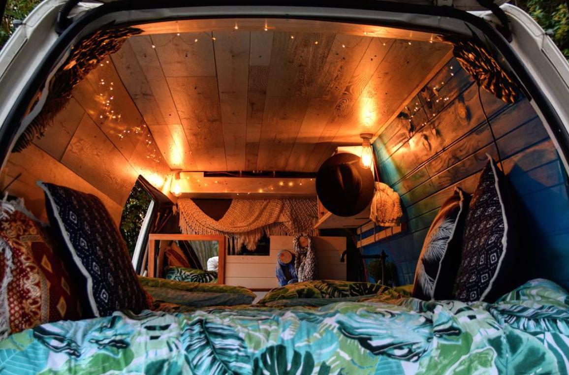 Van Life Australia - Belle's van