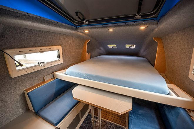 Toyota Hilux Expedition V1 Camper bed