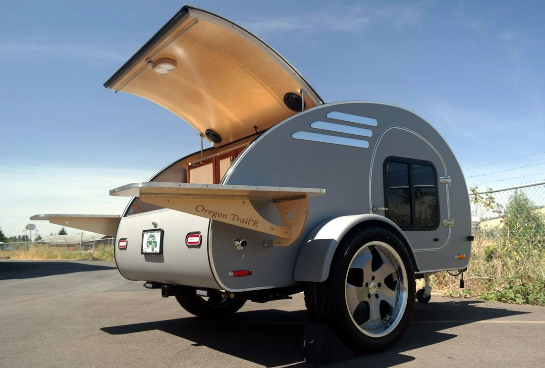 Teardrop Camper - Feature