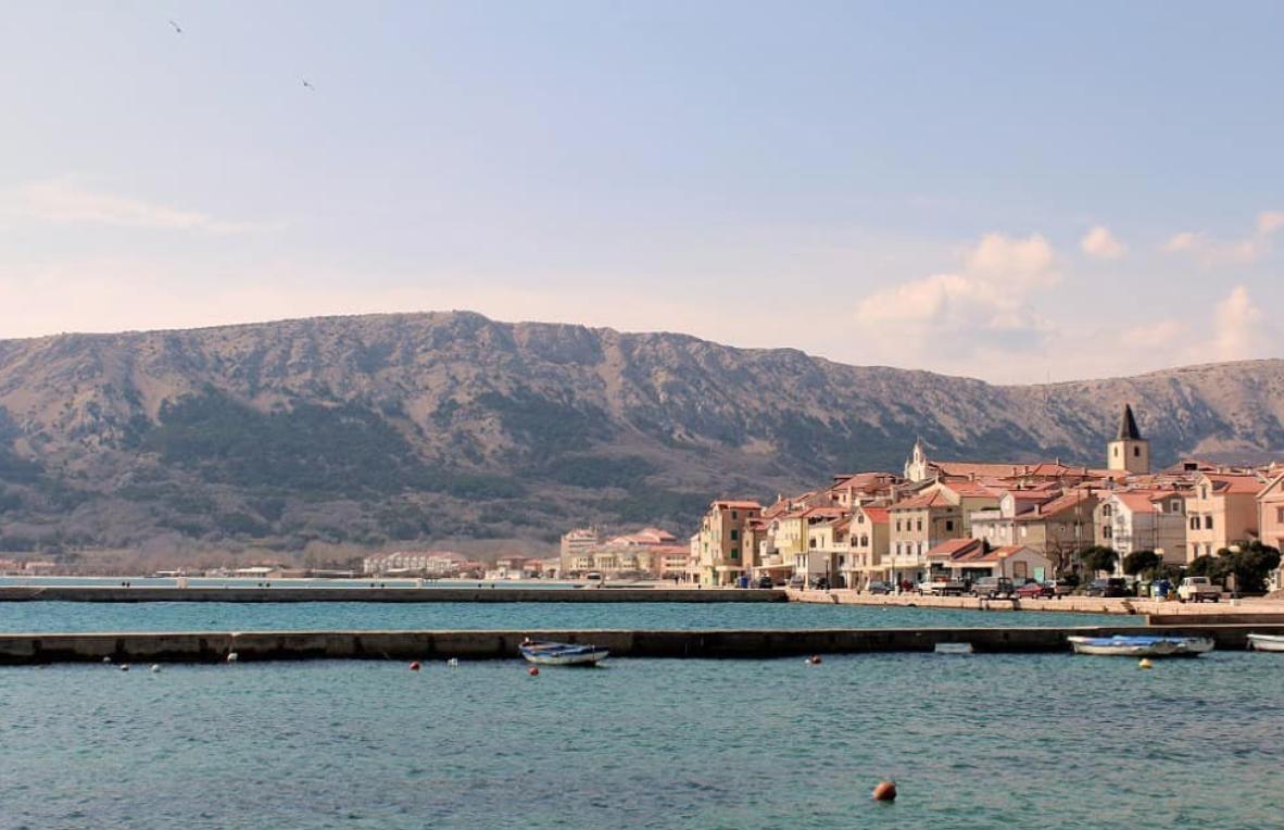Van Life Croatia - Sea