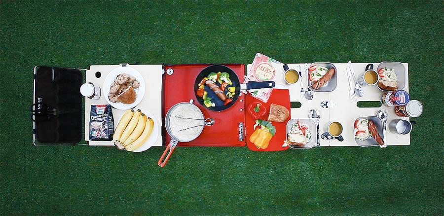 iKamper Eatout Kitchden