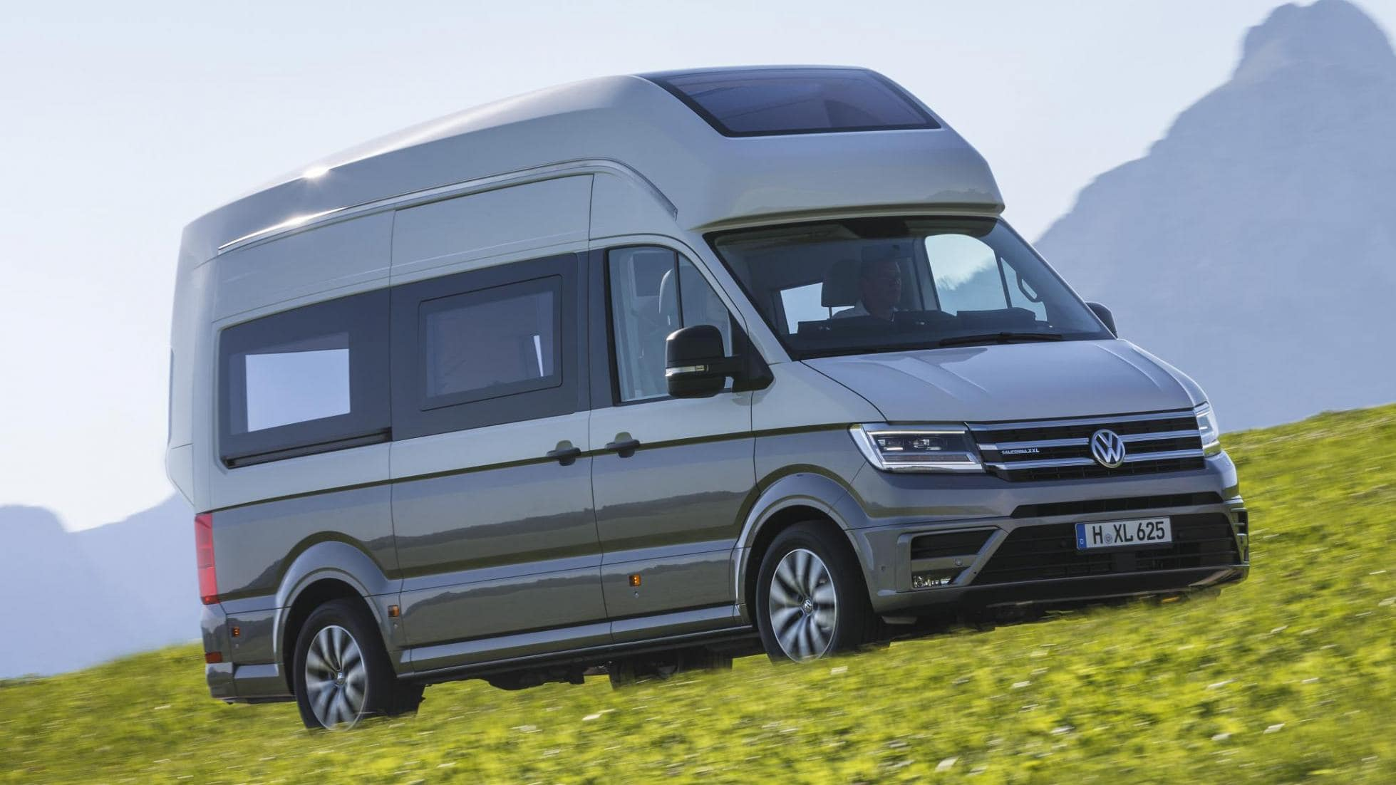 Best Camper Vans - VW California XXL