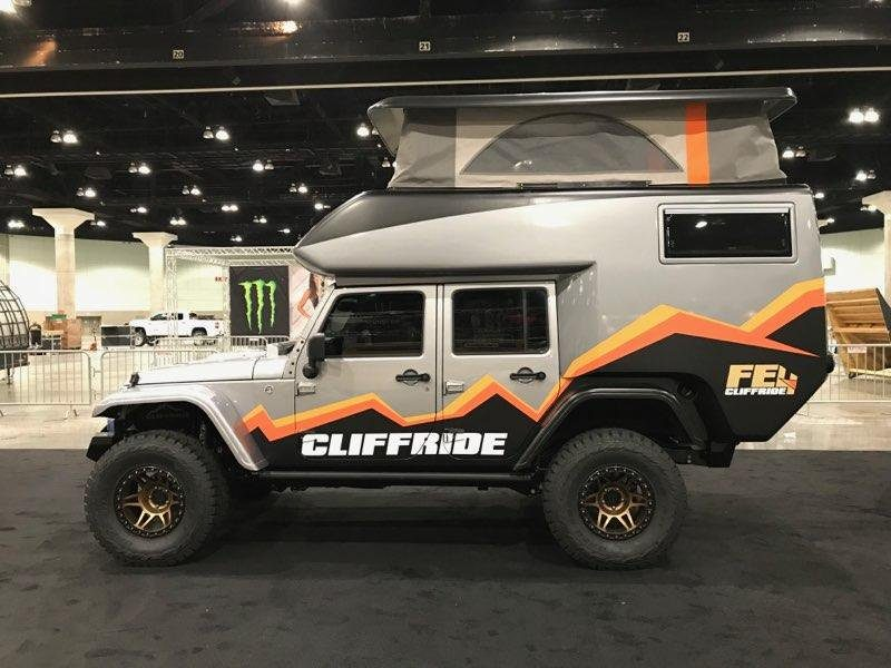 jeep camper side