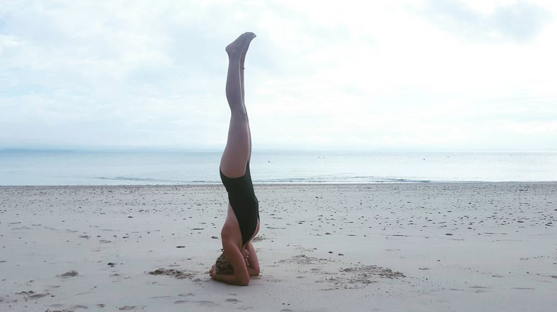 Van Life Australia - Belle Yoga Sand