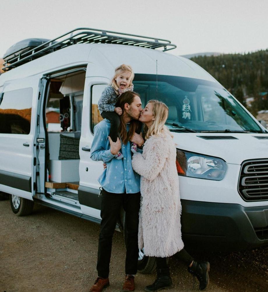 Ford Transit Camper - Fites