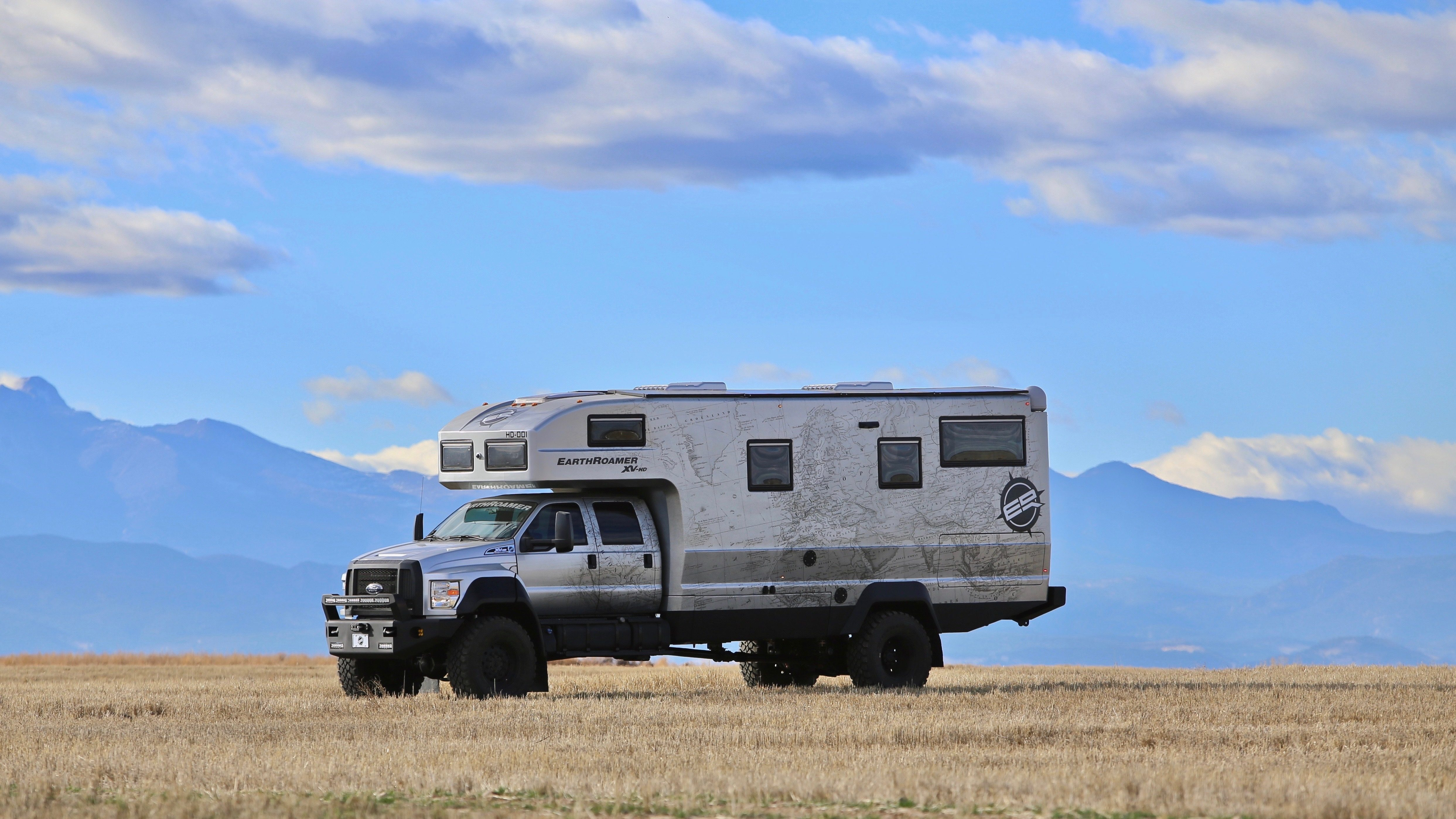 Best Camper Vans - EarthRoamer