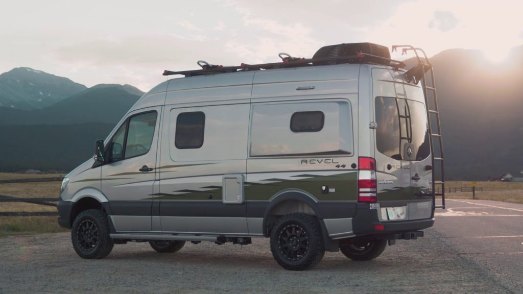 Best Camper Vans - Revel Winnebago