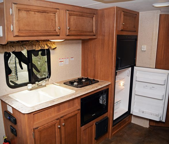 off grid rv interior