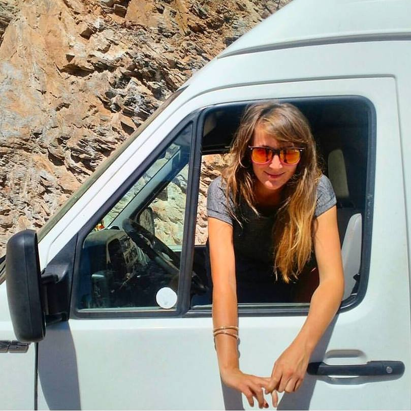 Van Life Greece - Dominika