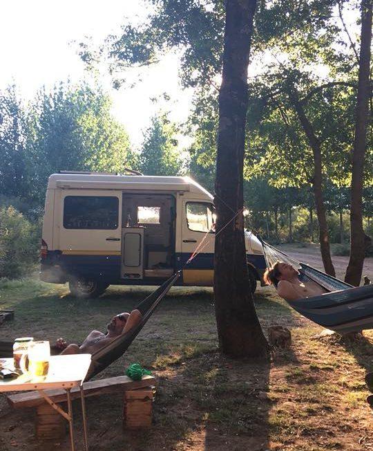 Van Life Greece - Alternative living