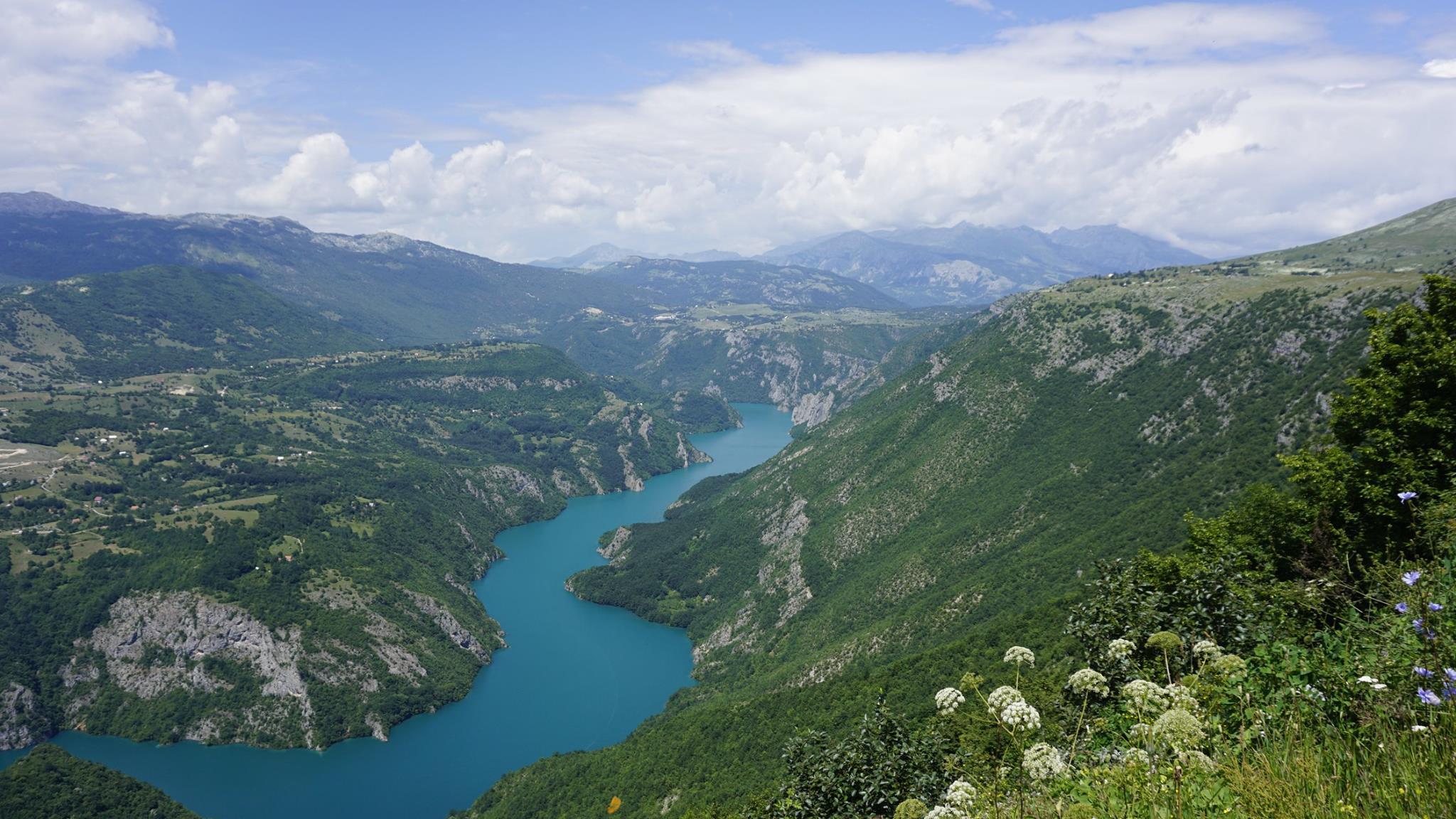Van Life Greece - River