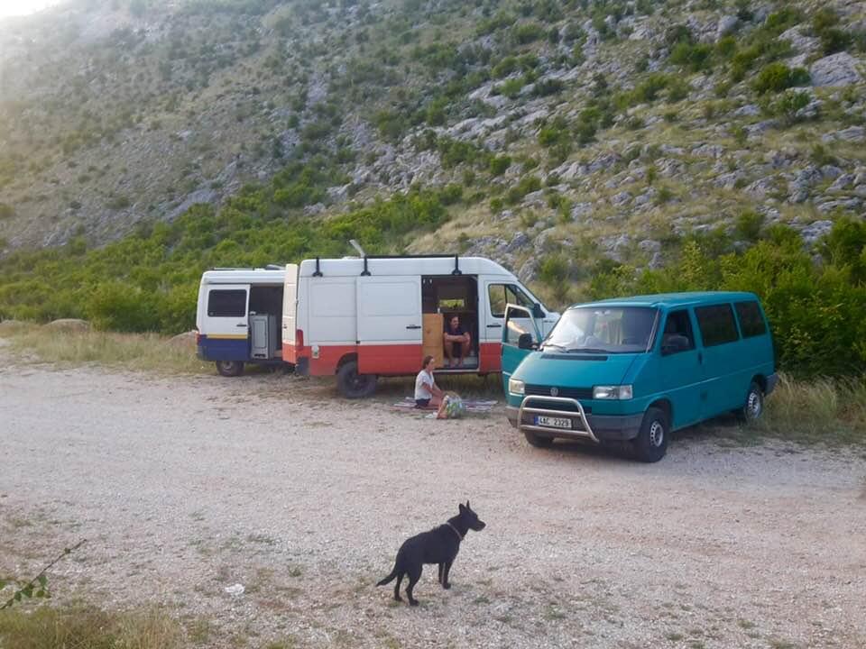 Van Life Greece - Meet up