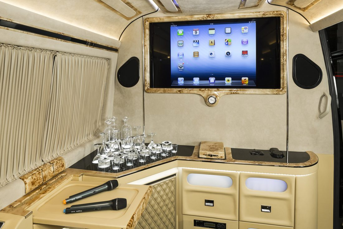 Mercedes Sprinter Conversions - Luxury van