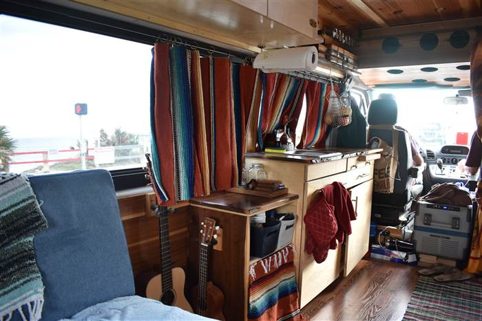 Mercedes Sprinter Conversions - The wanderlust conversion