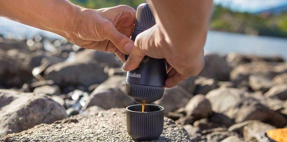 Top Cooking Accessories - Wacaco Espresso machine