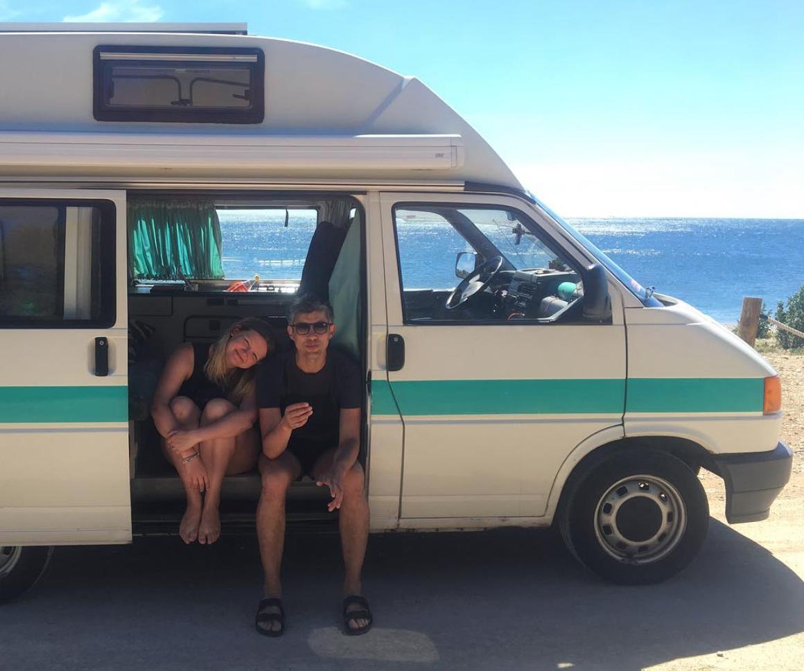 Van Life Spain - Iga & Mario