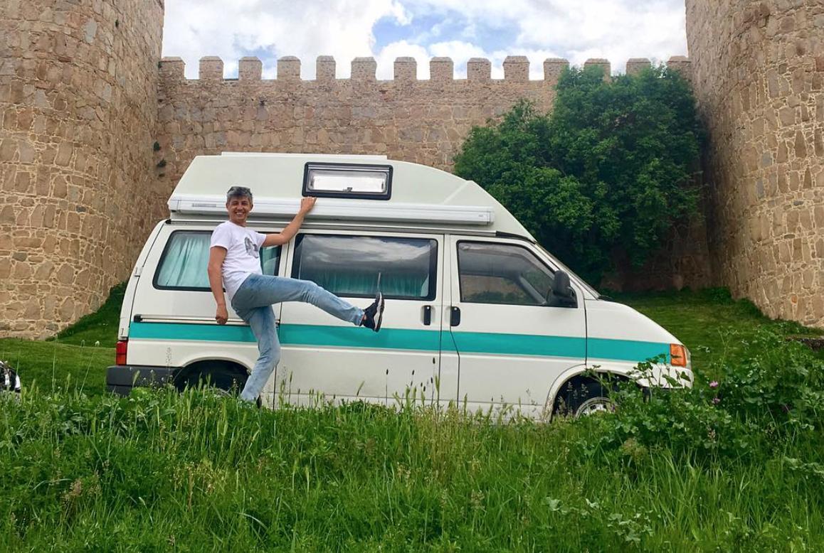 Van Life Spain - Taruca