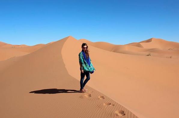 Female Vanlifer - Desert