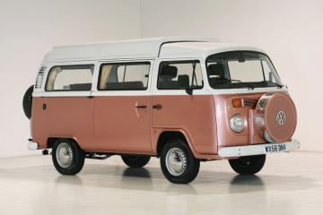 Volkswagen Bus Camper - Feature