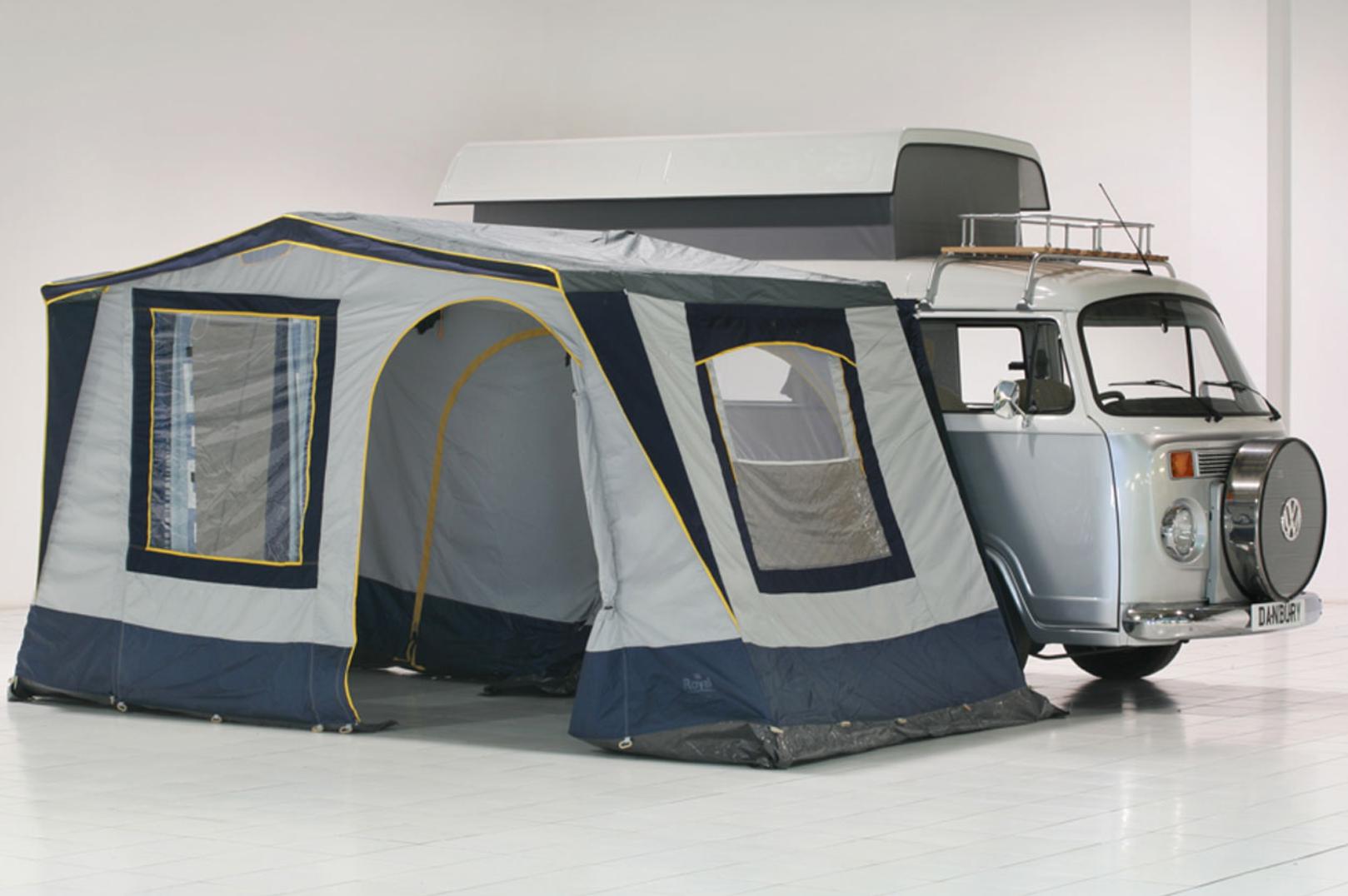 Volkswagen Bus Camper - Awning