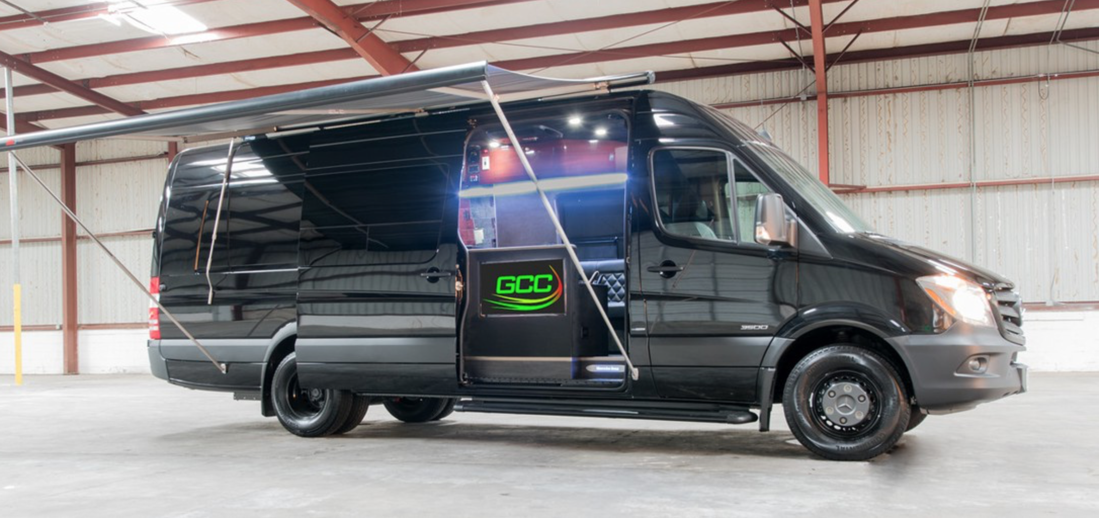 Mercedes Sprinter Conversions - Party Bus