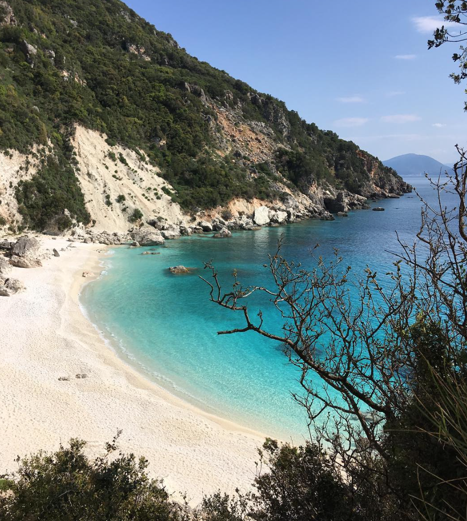 Van Life Greece - Paradise