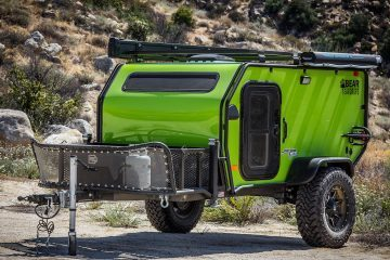 bear teardrop trailers